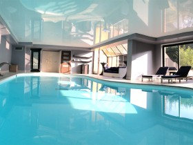 Piscine interieure - Suite - Chambre day use