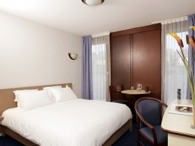 studio hotel 2 personnes double sejour lille grand palais - Double T1 DOUBLE 10h-16h - Chambre day use