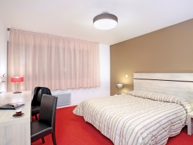 studio hotel 2 personnes lit double villejuif - Double T1 SUP - Chambre day use