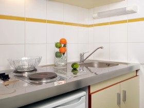 studio hotel 2 personnes double cuisine toulouse labege - Double T1 SUP - Chambre day use