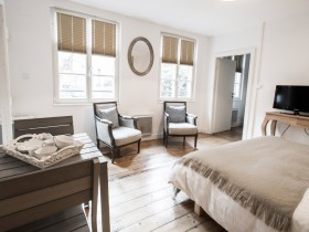 Appartement Les Charpentiers - Chambre day use