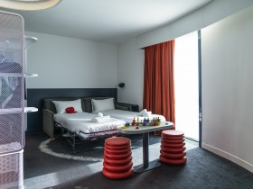 Suite Junior - Chambre day use