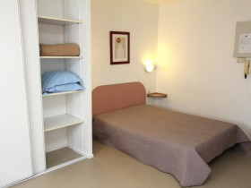 lit double - Appartement - Chambre day use