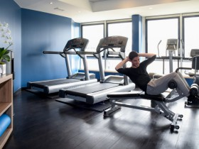 Fitness - 1 pers. - salle de sports