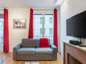 Appartement Suite Cathédrale - Chambre day use