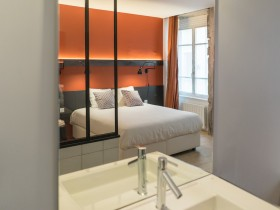 Suite Sienna - Bedroom