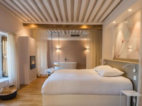 Suite La Balançoire - Bedroom