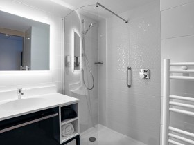 SALLE DE BAIN - Double Queen - Chambre day use