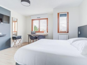 Chambre Day USe Nantes La Beaujoire - Standard Studio avec parking et wifi fibre optique - Chambre day use
