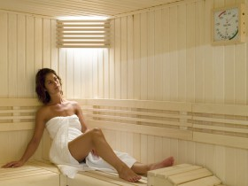 Sauna - Superior Détente & Relaxation - Dormitorio