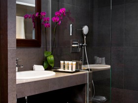DOUCHE ITALIENNE - DELUXE - Deluxe - Chambre day use