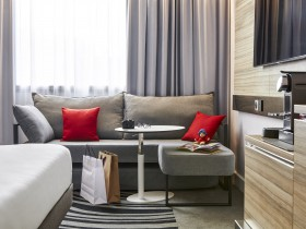 Chambre Executive - Executive avec mini-Bar offert - Bedroom