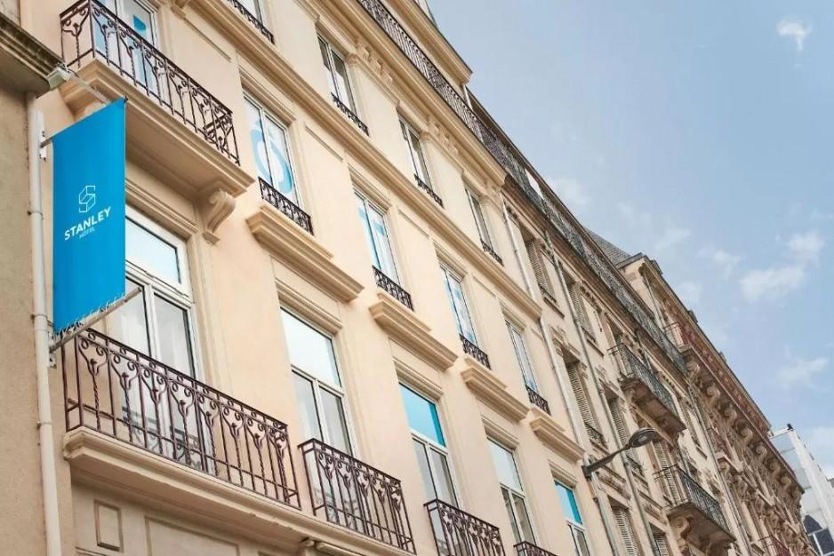 Hotel  Etoiles Nancy