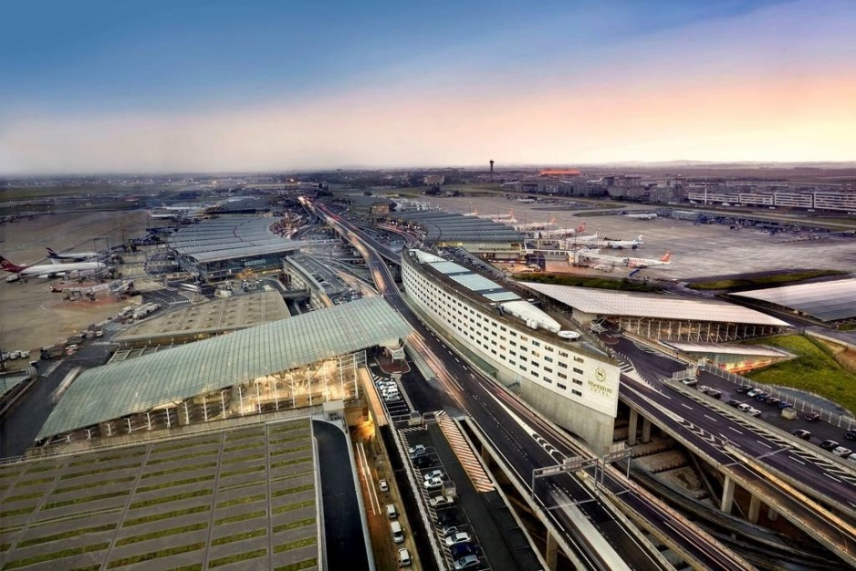 Day Room Hotel Roissy Cdg Sheraton Paris Airport Hotel Hotel For