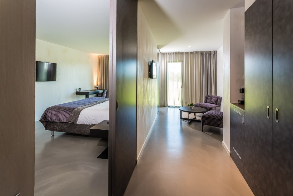 Suite avec salon - Saint-Sulpice-le-Verdon