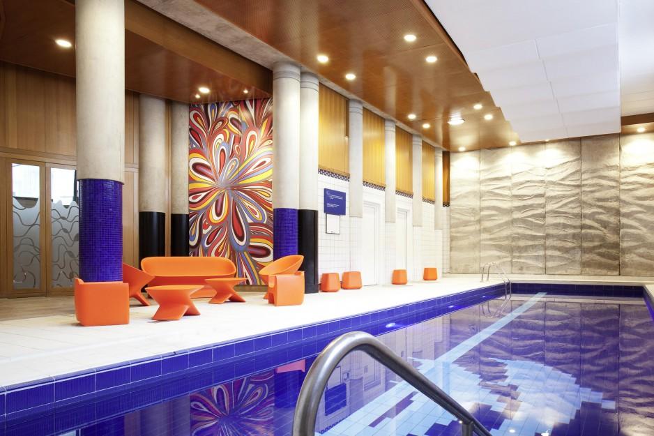 H tel journ e paris 12 gare de lyon bercy novotel - Hotel avec piscine interieure paris ...
