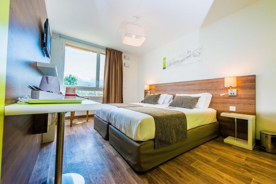 H tel journ e grenoble comfort suites universites for Hotel design grenoble