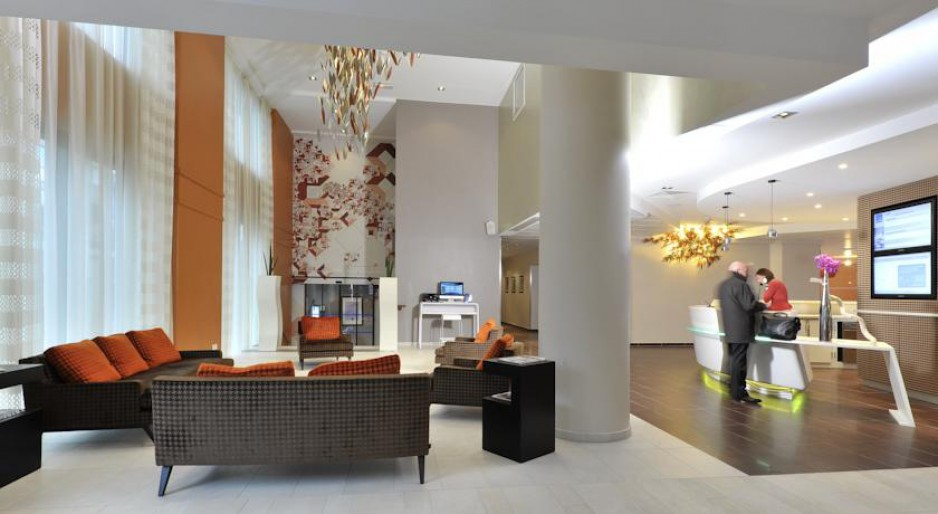 Lobby - Issy-les-Moulineaux