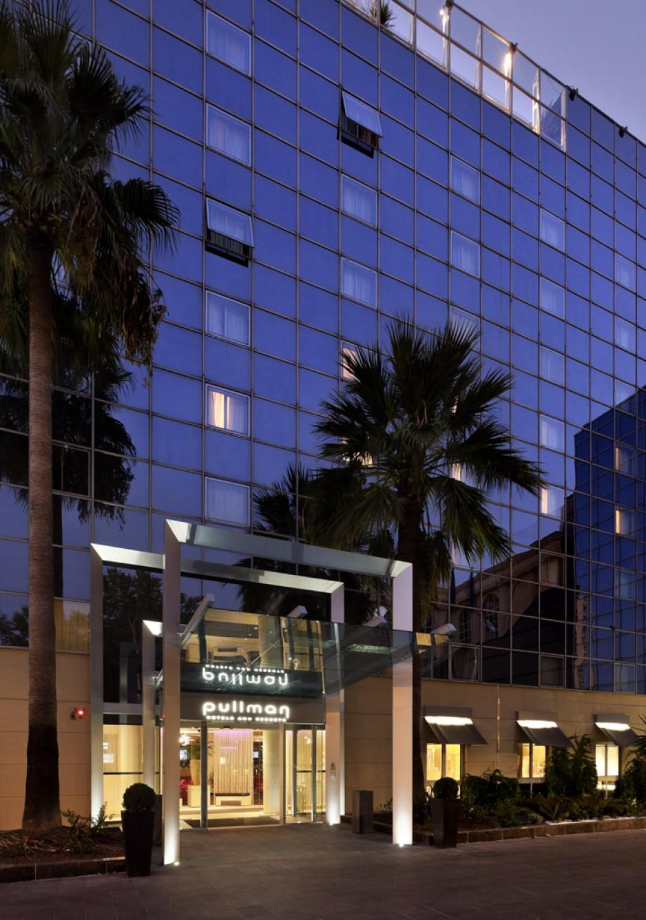 H tel journ e montpellier pullman montpellier centre for Hotels montpellier