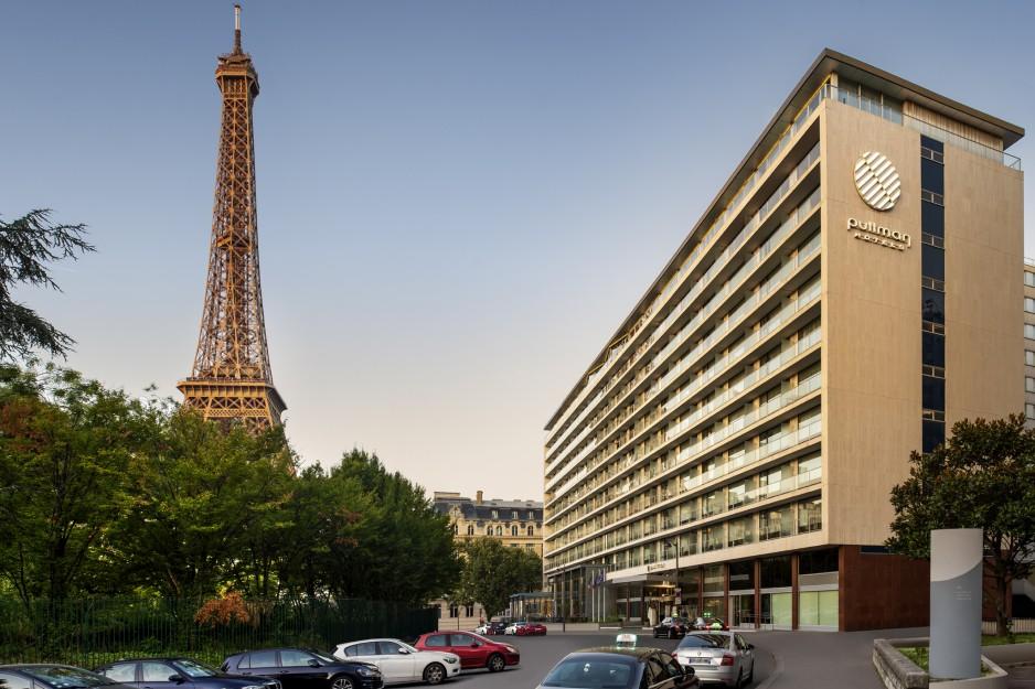 H tel journ e paris 7 invalides tour eiffel pullman for Design hotel eifel