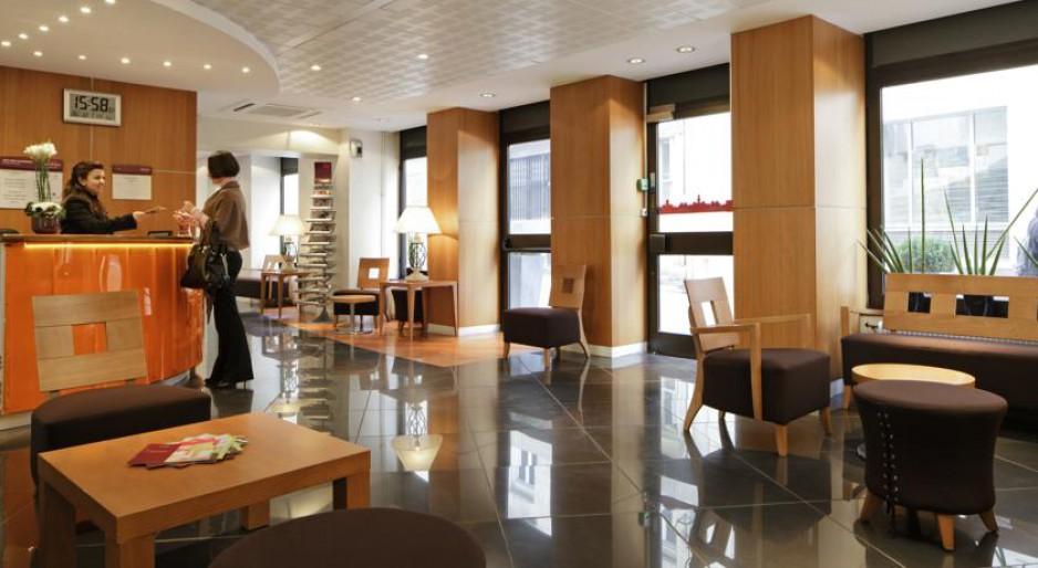 Mercure Hotel Paris Gare Du Nord