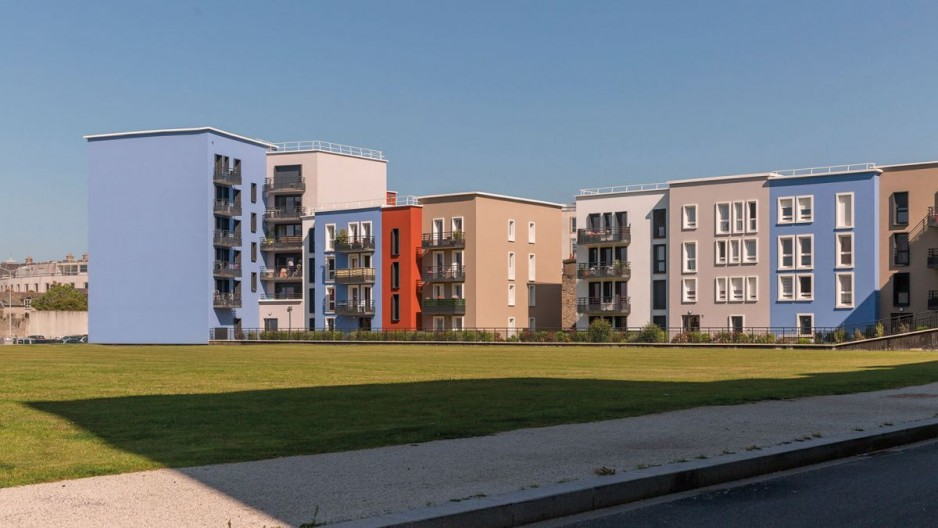 H tel journ e cherbourg en cotentin appart 39 city for Appart hotel 2 moraira