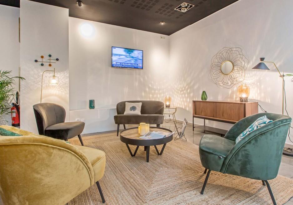 Hotel Appart City Lyon Part Dieu