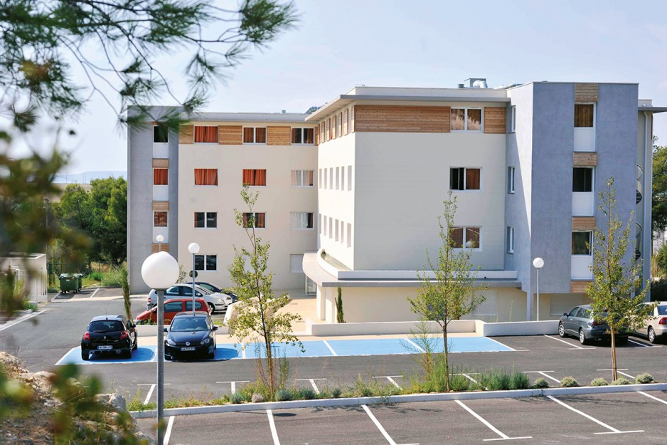 appartement hotel exterieur vitrolles - Marseille MRS