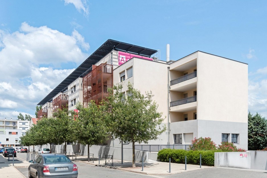 H tel journ e mont limar appart 39 city montelimar for City appart hotel