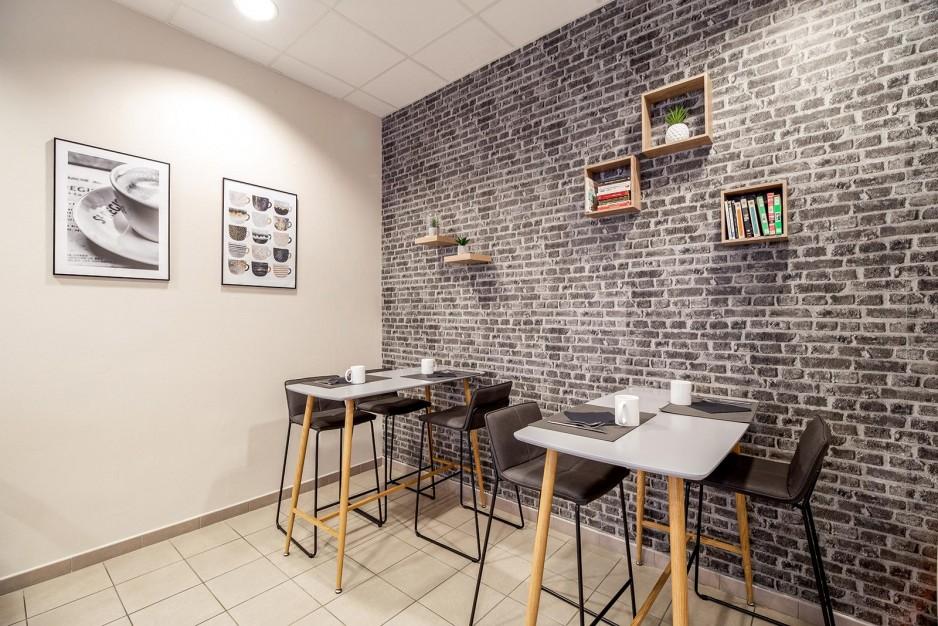H tel journ e niort appart 39 city niort centre r servez for Appart hotel 2 etoiles paris