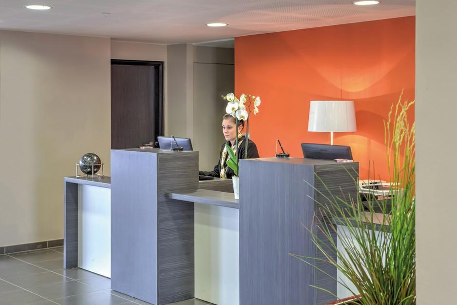 H tel journ e strasbourg appart 39 city strasbourg aeroport for Appart hotel 4 personnes