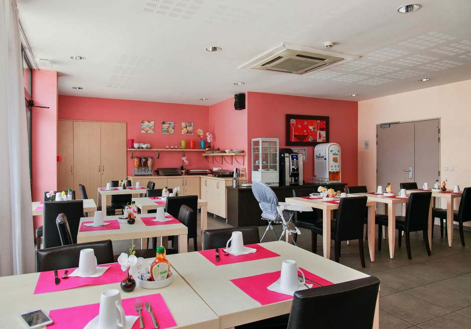 H tel journ e toulouse appart 39 city toulouse purpan for Appart hotel 4 personnes