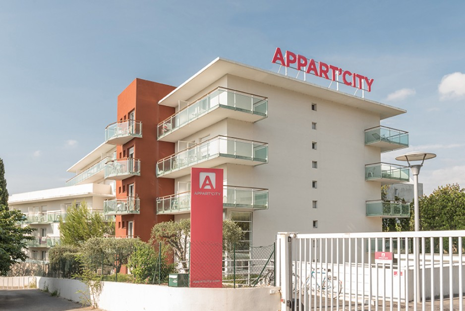 6278 appartement hotel piscine antibes - Antibes