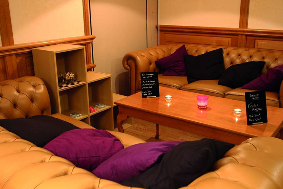 Appartement hotel bar lounge geneve aeroport ferney voltair - Geneva / Annemasse