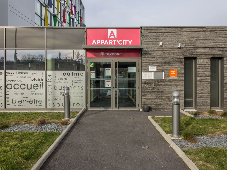 Appartement hotel fitness rennes cesson sevigne - Rennes
