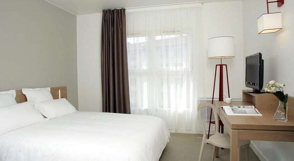 h tel journ e lyon appart 39 city lyon part dieu villette r servez un day use avec roomforday. Black Bedroom Furniture Sets. Home Design Ideas