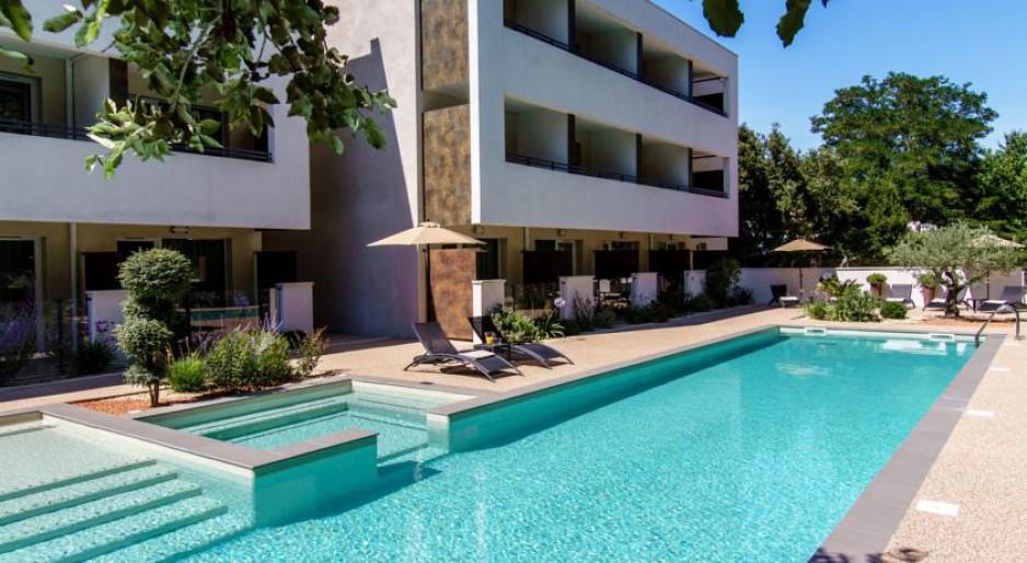 H tel journ e montpellier montpellier mpl forme hotel for Hotel piscine montpellier