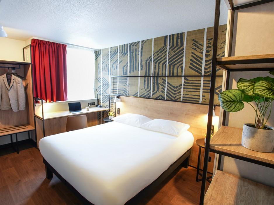 H U00f4tel Journ U00e9e Tours   Hotel Inn Design Resto Novo Tours