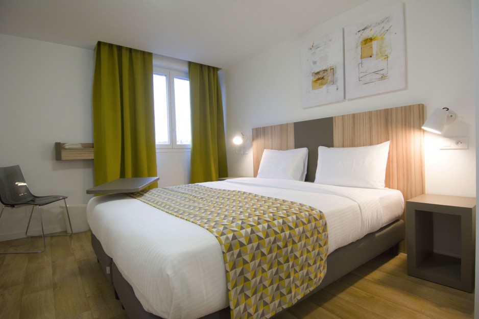 Appart hotel paris roomforday for Location appart hotel paris