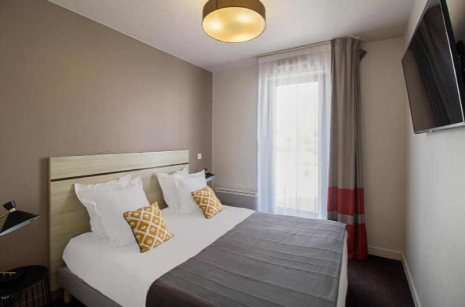 Appart hotel villejuif roomforday for Appart hotel ibis