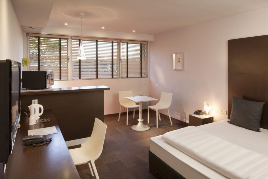 Appart hotel grenoble gare for Citadines florence