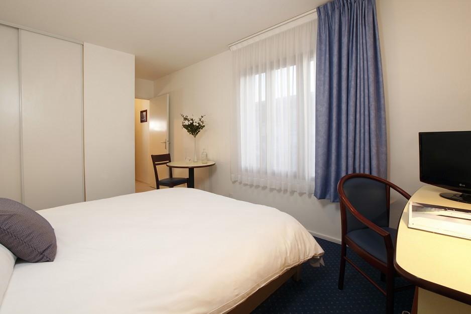 H tel journ e blois appart 39 city blois r servez un day for Appart hotel vendome