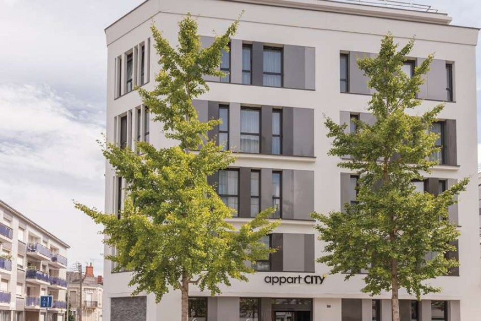 Hotel appart city angers roomforday for Appart city rouen
