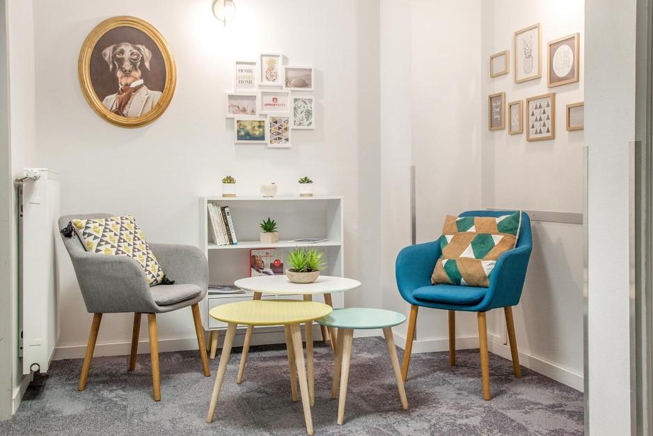 hotel appart city gen ve annemasse roomforday. Black Bedroom Furniture Sets. Home Design Ideas