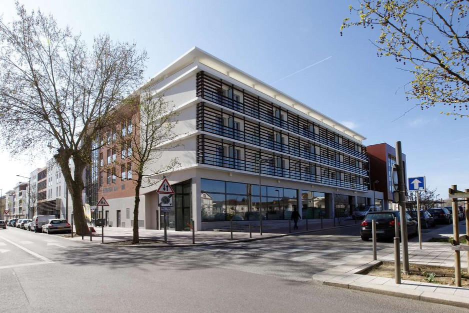 Appart city hotel chalon sur saone roomforday for City appart hotel