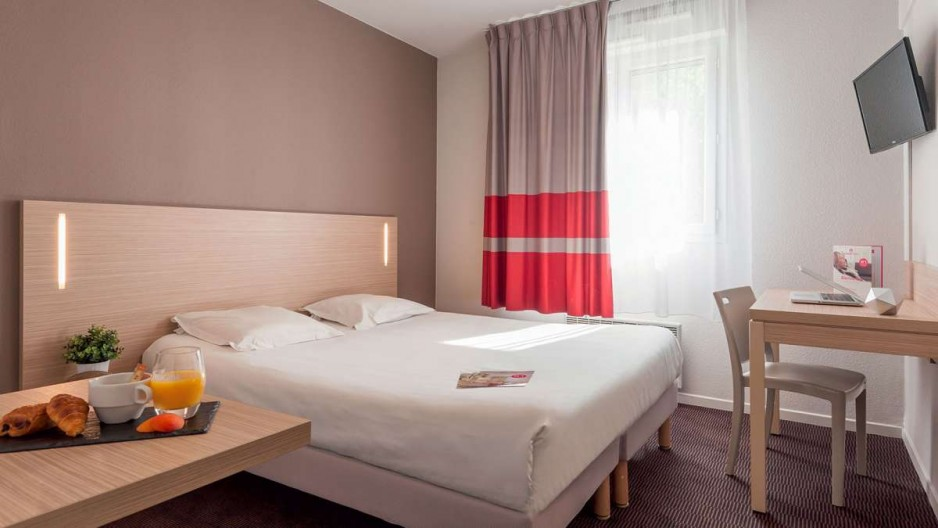 Hotel appart city lyon roomforday for Apparte cyti