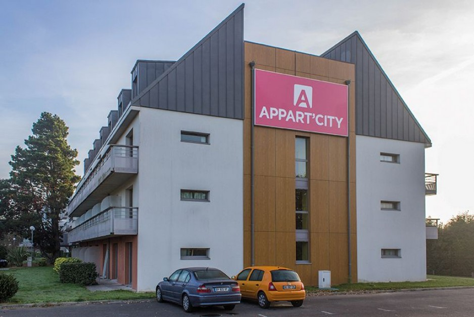 Hotel appart city nantes roomforday for Appart hotel nantes