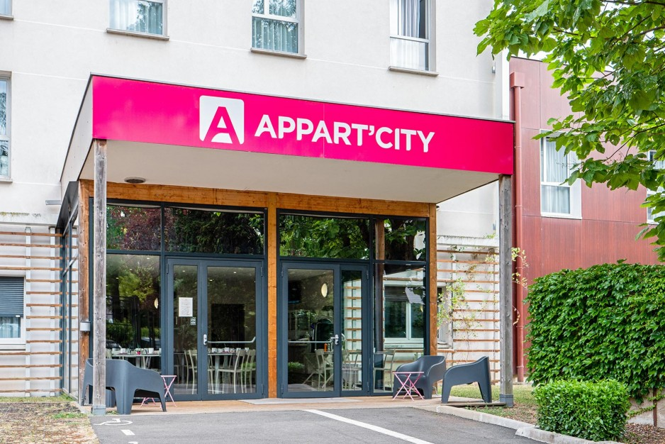 Hotel appart city orl ans roomforday for Appart hotel orleans