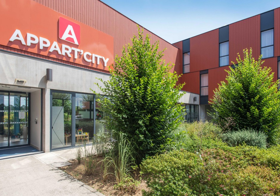 Hotel appart city vannes roomforday for Apart city hotel