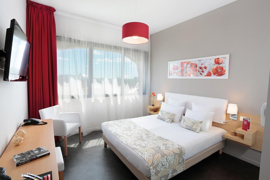 h tel journ e montpellier appart 39 city montpellier millenaire r servez un day use avec roomforday. Black Bedroom Furniture Sets. Home Design Ideas